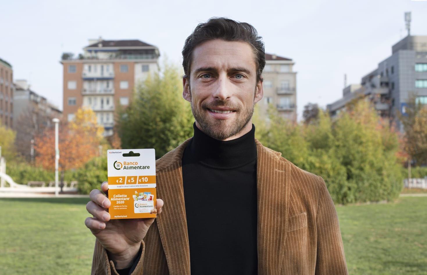 """Banco alimentare, la solidarietà si fa """"smart"""": una card per donare"""