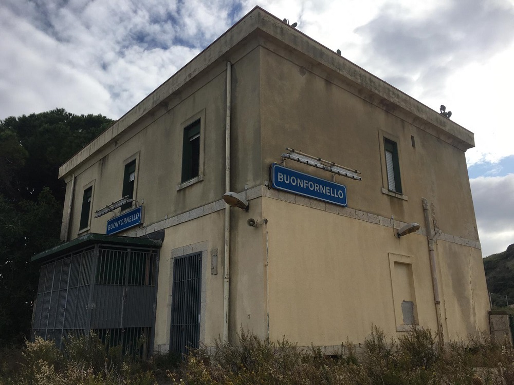 La Regione acquista l'ex stazione di Buonfornello: diventerà un museo