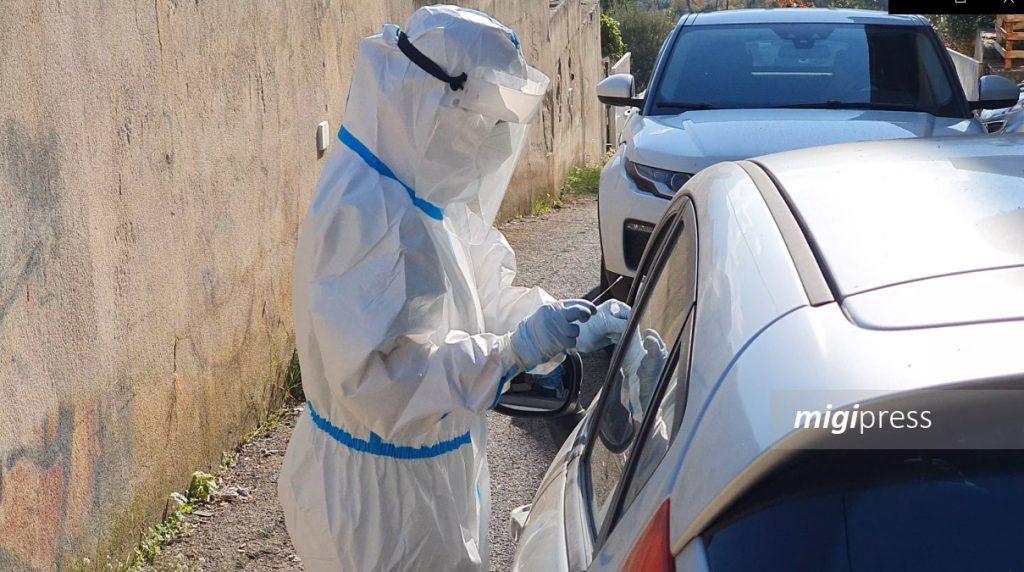 Covid-19, impennata di contagi nel termitano e nelle Madonie