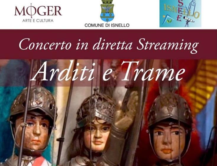 """Isnello, il Concerto di Capodanno """"Arditi e Trame"""" in diretta streaming"""