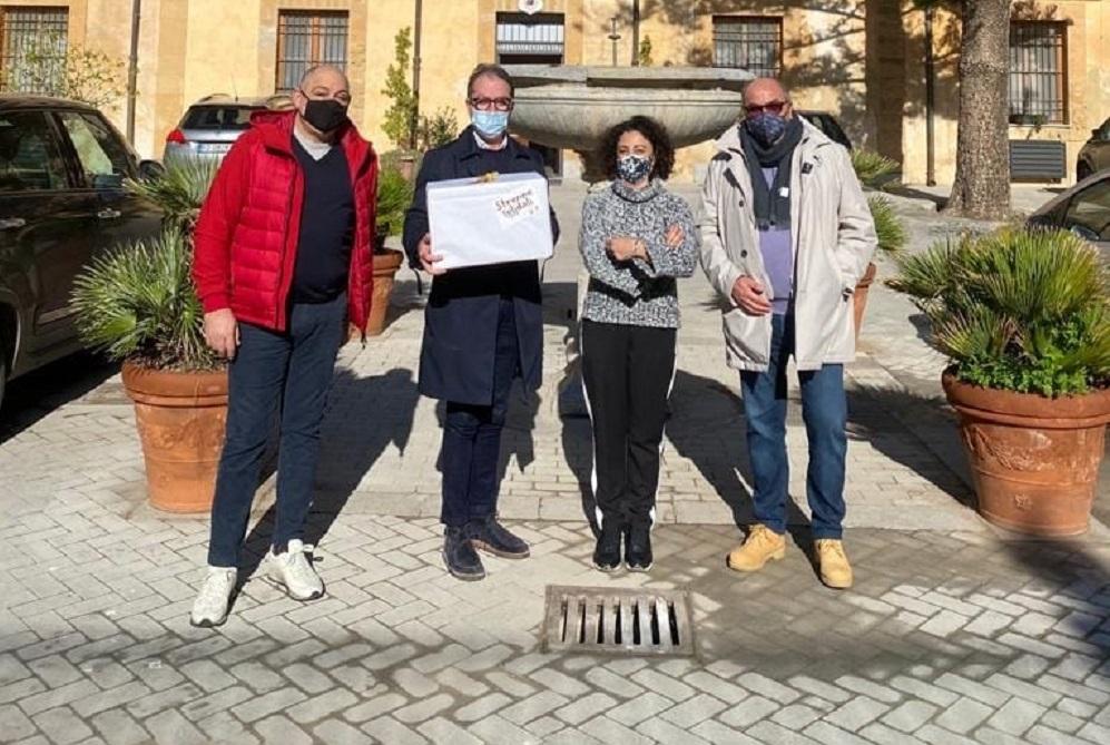 """Le """"Strenne solidali"""" dei ristoratori di Cefalù ai cittadini meno fortunati"""