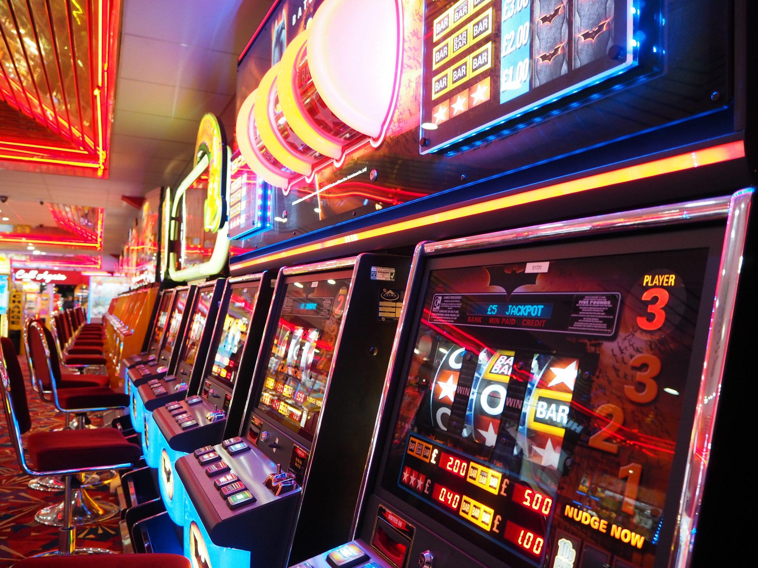 Le vincite più ricche nella storia delle slot machine