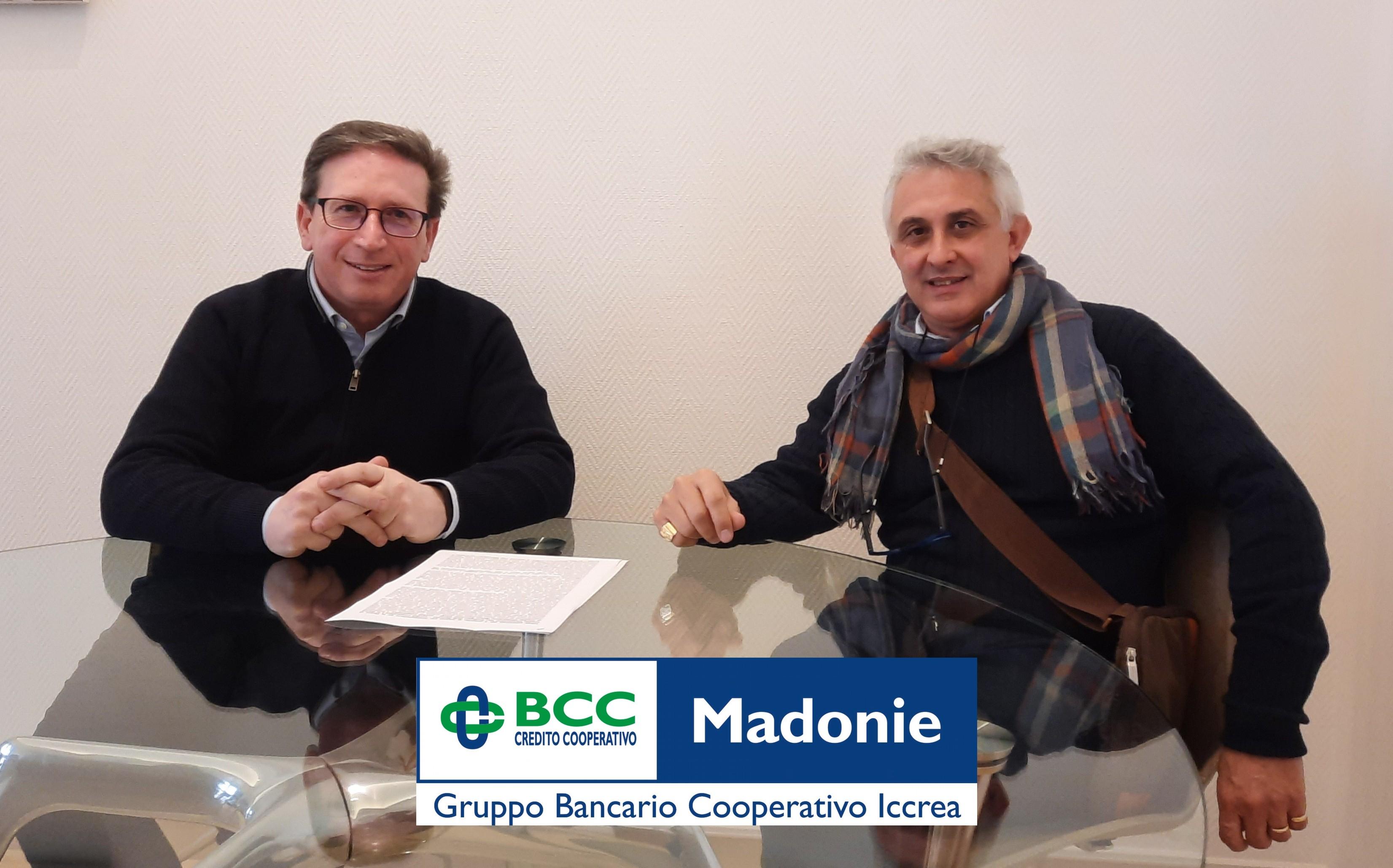 Fusione tra le BCC di Gangi e Petralia, nasce la Banca delle Madonie