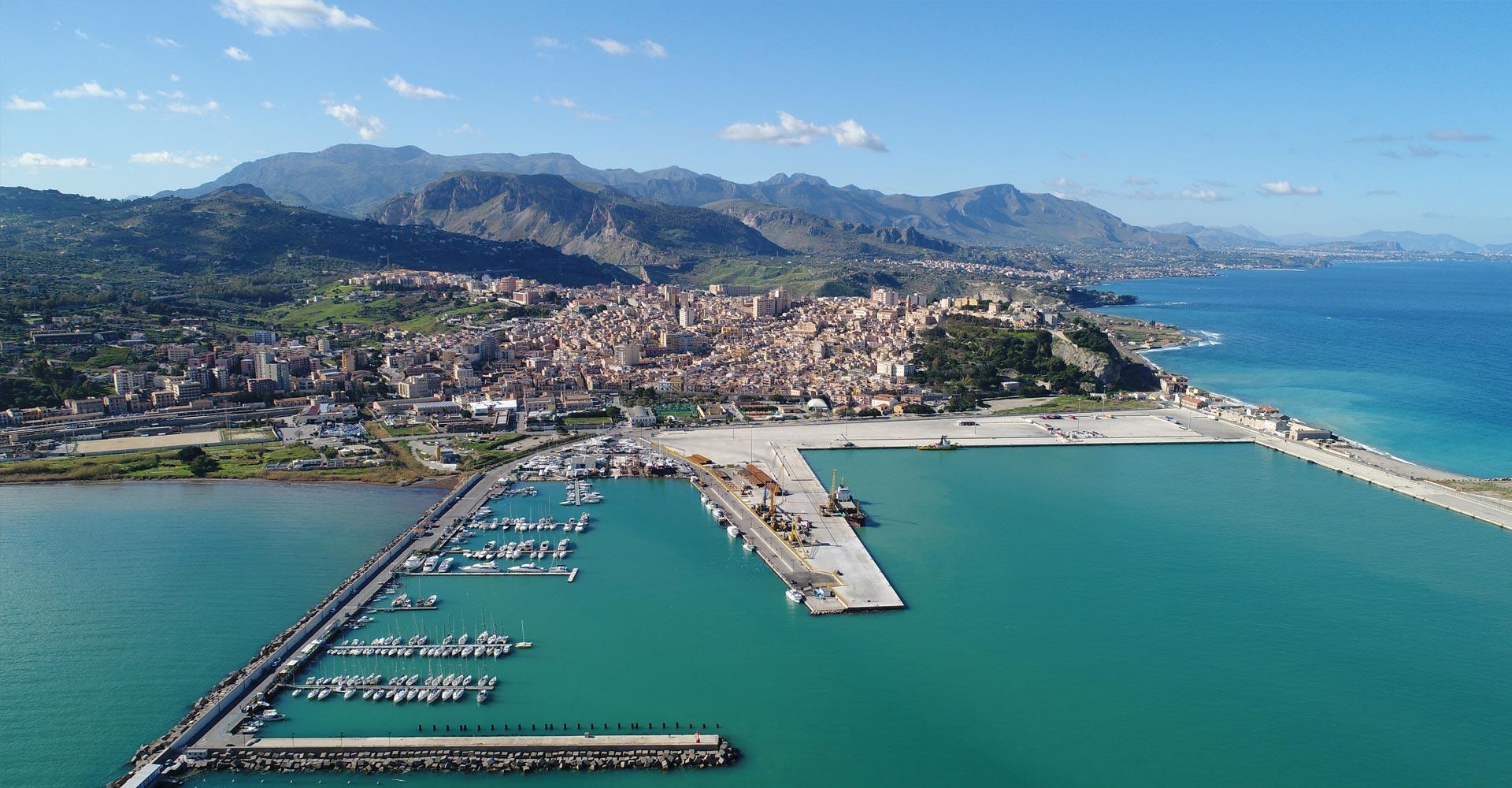"""I lavori al porto di Termini, i sindacati: """"Renderlo pienamente funzionale"""""""